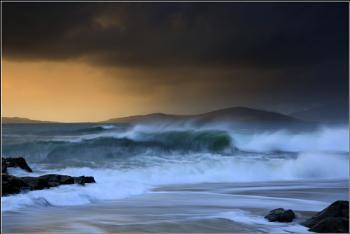 Hebridean Storm. Harris.