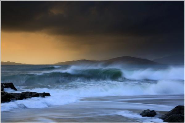 Hebridean Storm. Harris. by ianblanchett