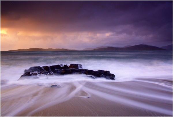 Ebb and Flow. Harris by ianblanchett