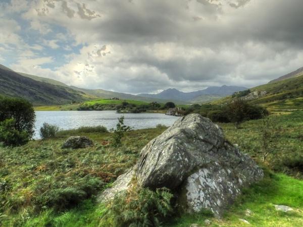 Snowdon in Miniature ? by ianmoorcroft
