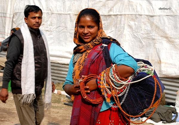 Handmade garnet seller by debu