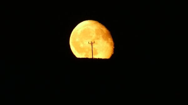 Harvest moon by blackgreyhound