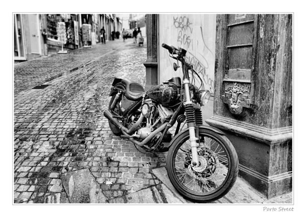 Porto Street by stevie
