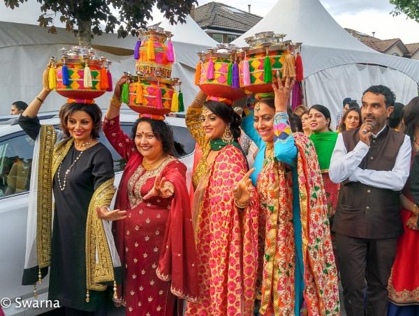 Punjabi Jaggo Ceremony ... by Swarnadip