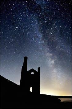 Cornish Milky Way
