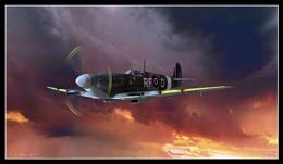 Jolly ole spitfire.
