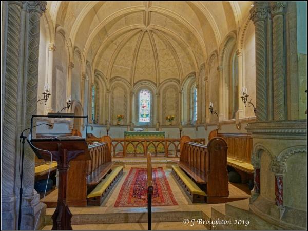 St Mary\'s Church, Batsford by johnzsv