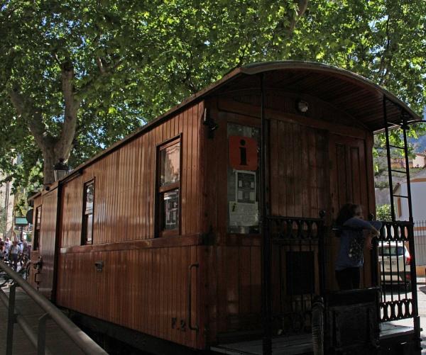 Old Train by carol01