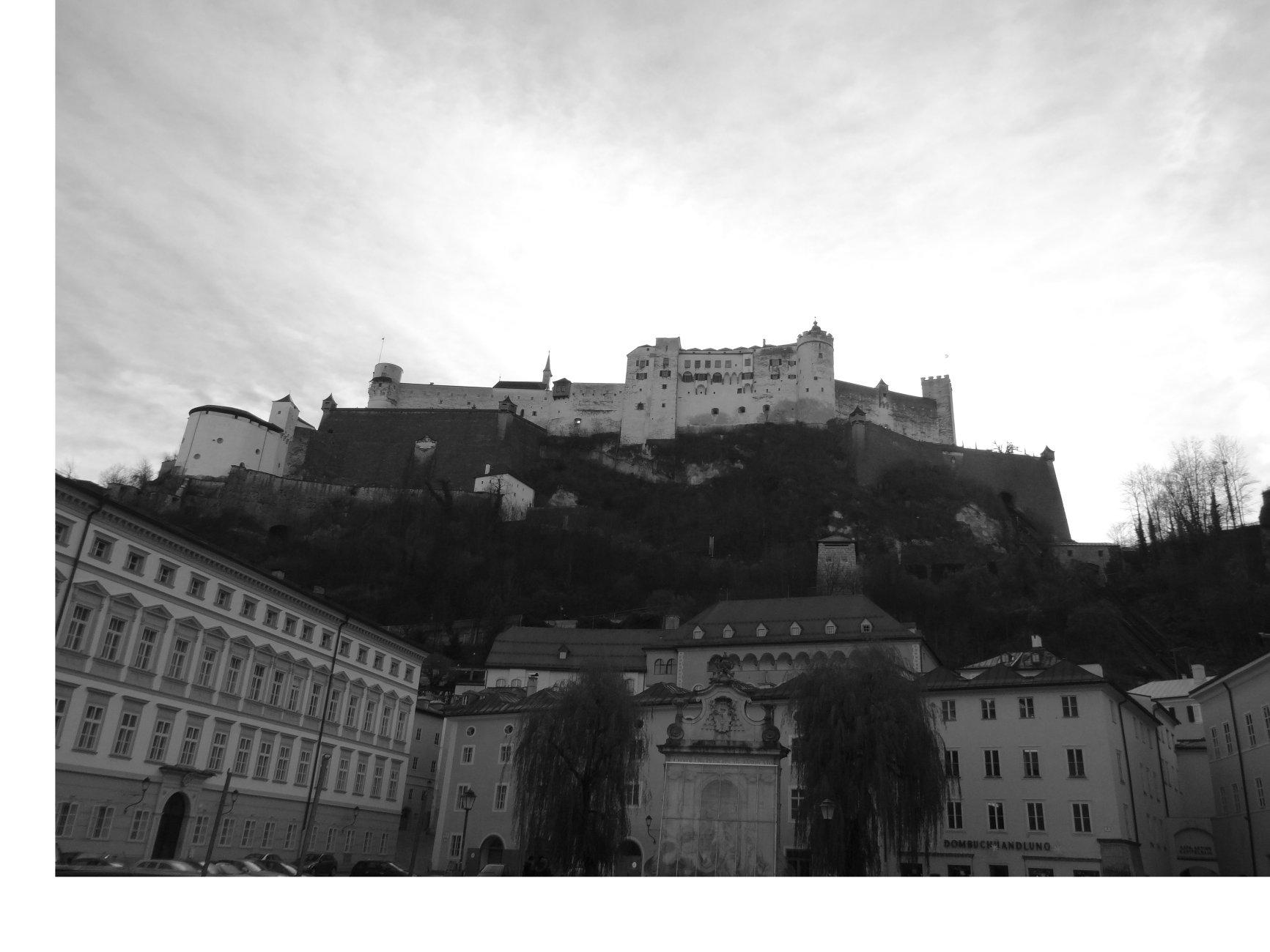 Saltzburg Castle  Austria