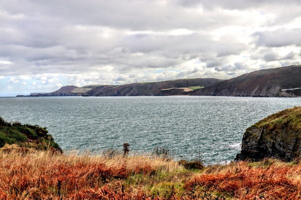 Welsh coast walk by colin2019