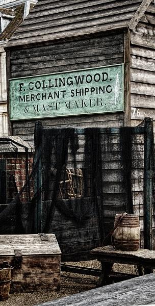 SHIPPING HUT by SOUL7