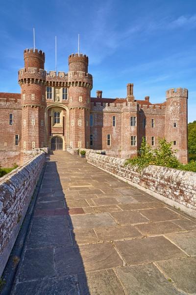 Herstmonceux Castle by JJGEE