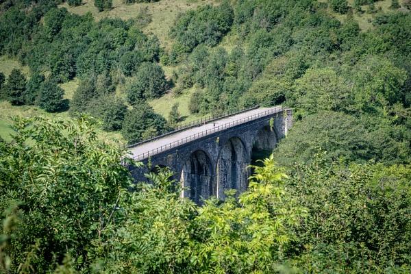 Monsal Head Viaduct by lagomorphhunter