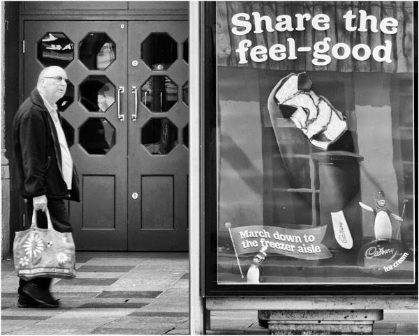 Share the feel-good. by franken