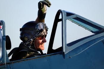 Happy Pilot.