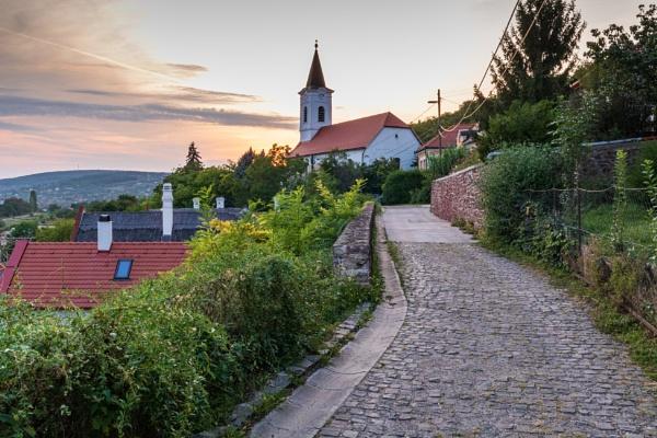 Old Village, Alsóörs by tonybridge