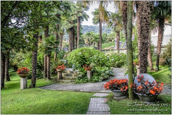 Hotel Beau Rivage Gardens by TrevBatWCC