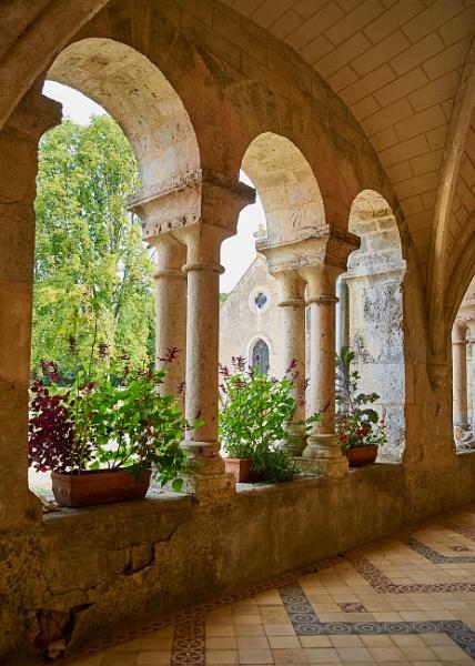 Bonnevaux Abbey by Meditator
