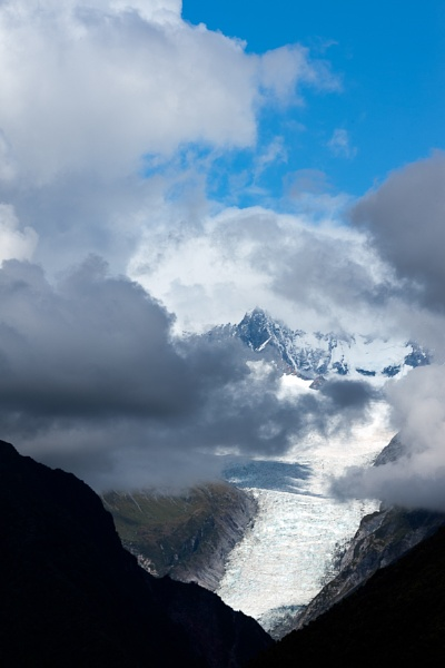 Fox Glacier by Phil_Bird