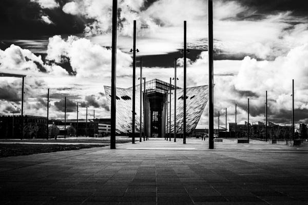Titanic Centre - Belfast by bobbyl