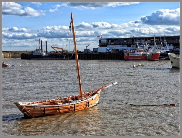 Bridlington Harbour by PhilT2