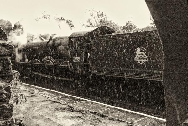 Rain and Steam by Alan_Baseley
