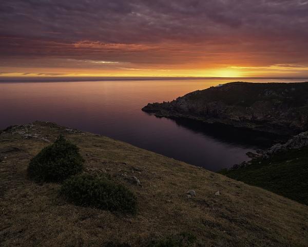 Sorel Point Sunrise by happysnapper