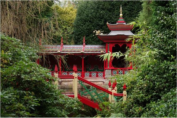 Chinese Garden at Biddulph Grange by johnriley1uk