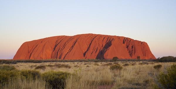 Uluru - Ayers Rock by Lance_B