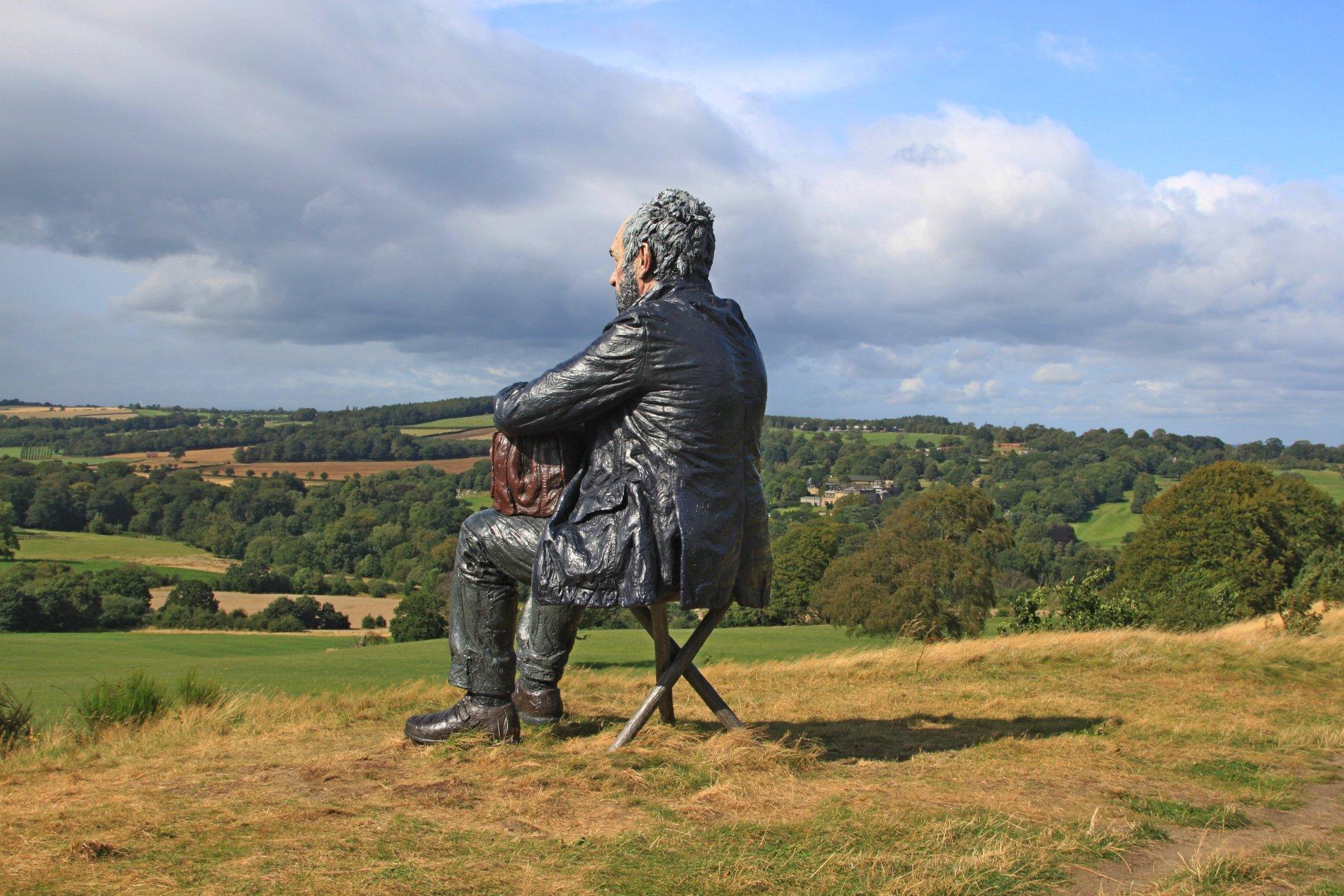 Seated Figure.