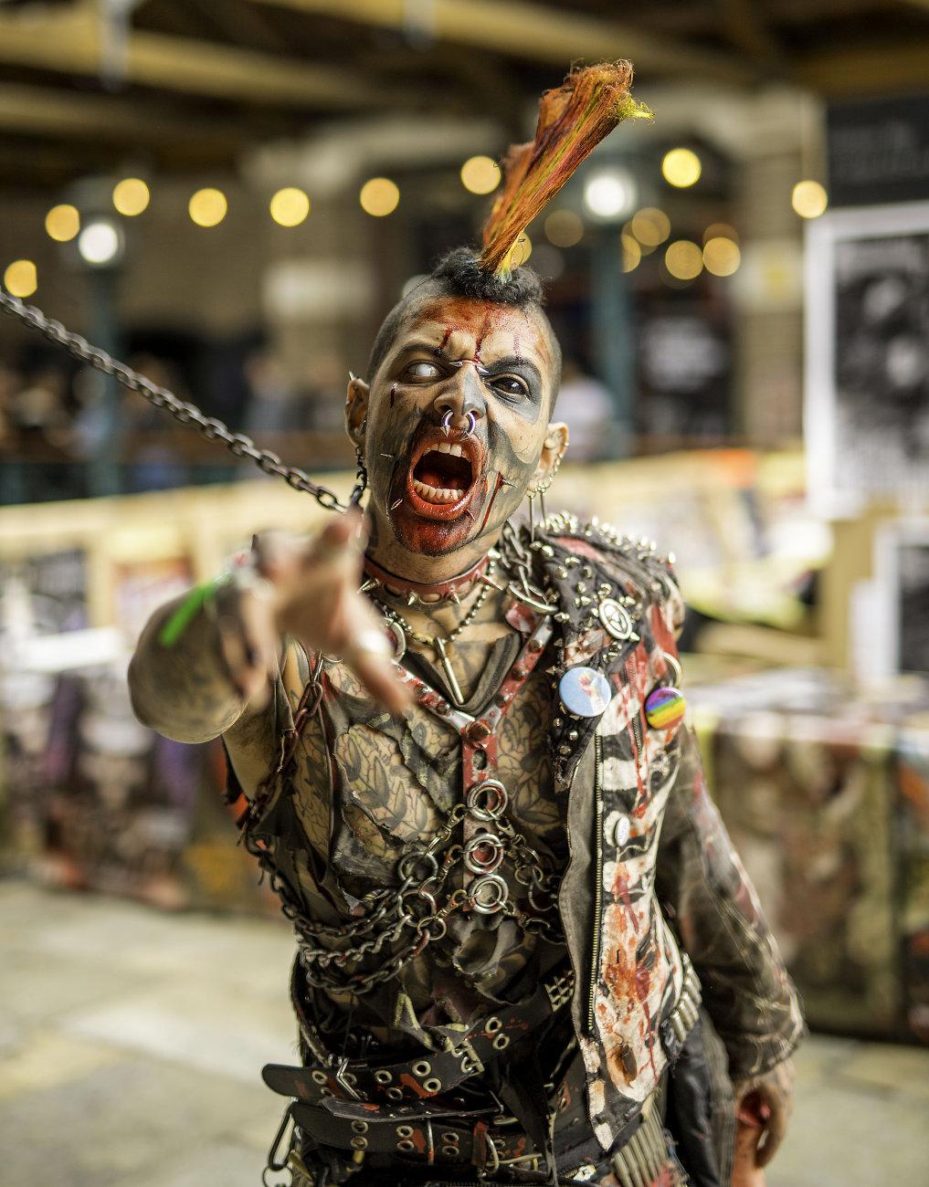Silly Sunday Zombie