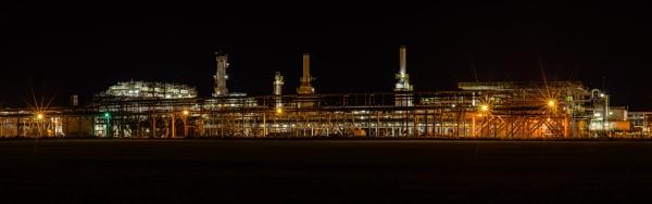 Theddlethorpe Gas Terminal by Gillken