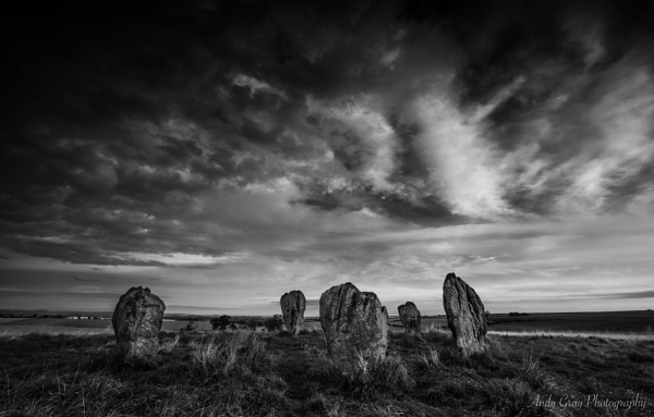 Duddo Stone Circle by Legend147