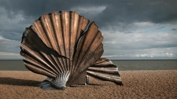 The Aldeburgh Scallop by BigAlKabMan