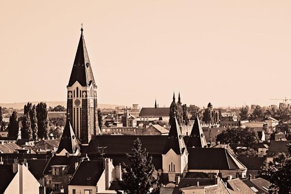 Church in Husovice 2 by konig