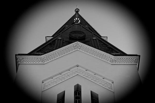 Church in Husovice 3 by konig
