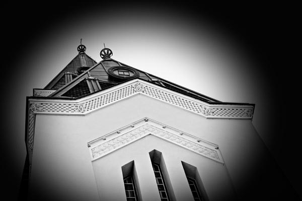 Church in Husovice 4 by konig