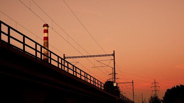 Railway at Mosilana 1 by konig