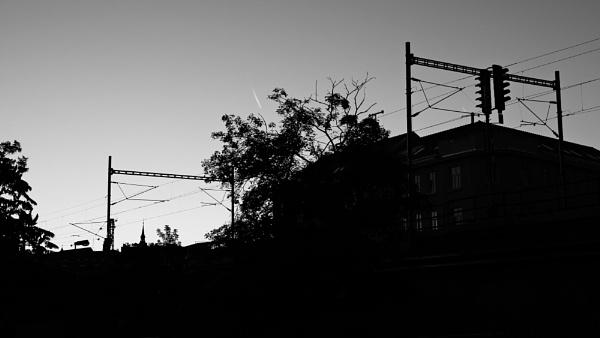 Railway at Mosilana 3 by konig