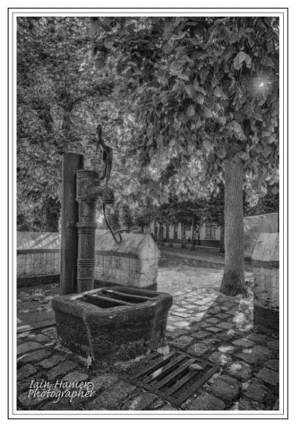 Old village water pump by IainHamer