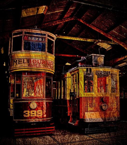 Trams by adagio