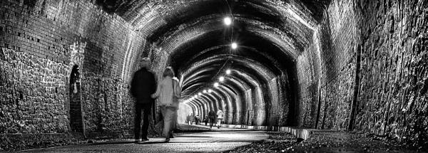 Cressbrook Tunnel, Derbyshire by lagomorphhunter