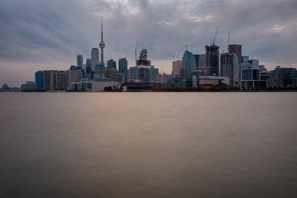Toronto Skyline by DBoardman