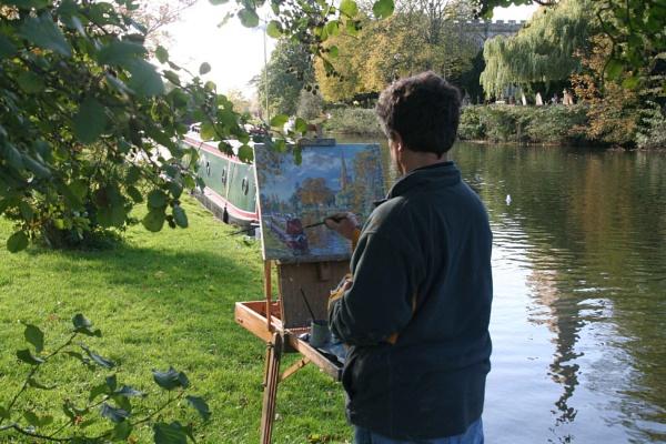 THE ARTIST by cymru2019
