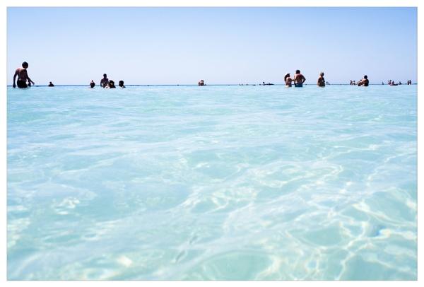 Elafonissi beach by bliba
