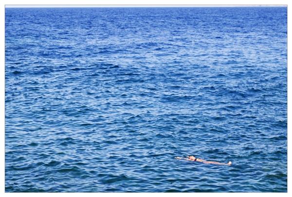 the Aegean Sea by bliba