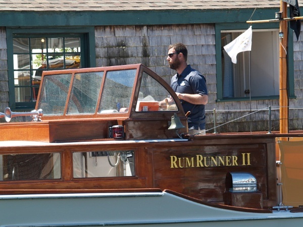 "~ ""RumRunner II Captain\"" by LexEquine"
