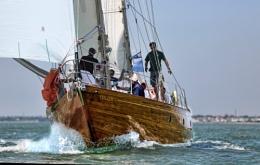 Panerai Classic Yachts. Cowes