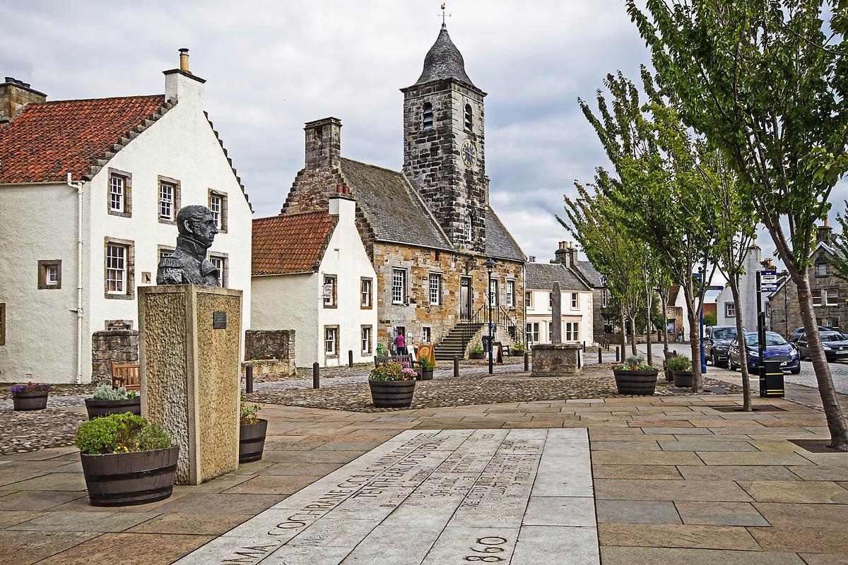 The Town House Culross