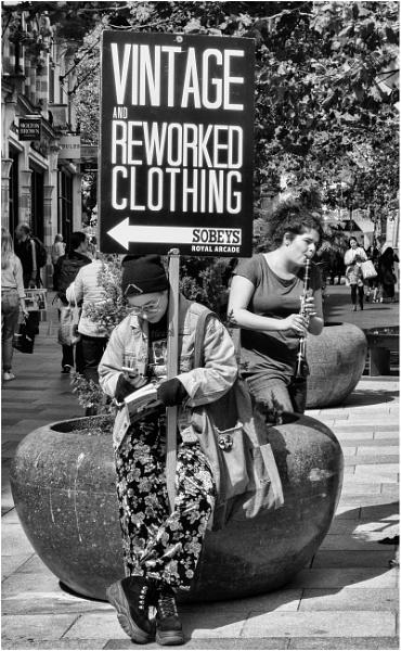 Vintage clothing - 2. by franken